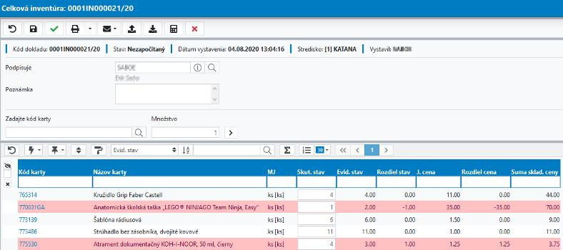 ERP-system-Katana-Inventury-ukazka-PC